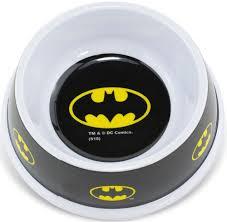 <b>Миска Buckle-Down Бэтмен</b> мультицвет для собак - купить в ...