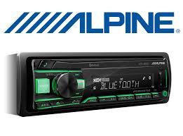 Звук от легендарного производителя - <b>alpine ute</b>-<b>201bt</b> цифровой ...