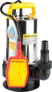 <b>Насос</b> погружной <b>Grinda GSPP</b>-<b>165</b>-<b>6</b>, для грязной воды — купить ...