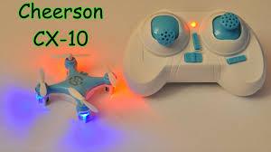 Cheerson CX-10 Mini <b>RC Quadcopter 2.4GHz</b>, <b>4Ch</b>, 6 Axis gyro with ...