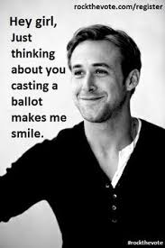 Rock the Vote Memes on Pinterest | Hey Girl, Want You and Meme via Relatably.com