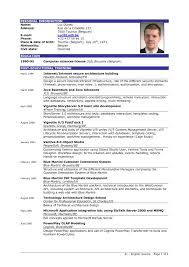 example of best resume template example of best resume