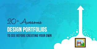 20 Awesome <b>Design Portfolios</b> to See Before Creating Your Own