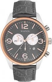 Наручные <b>часы Wainer</b> Wall Street — купить на официальном ...