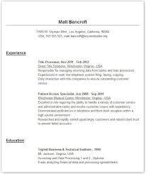 Resume Maker Best Buy   Sample Resume Format For Beginners