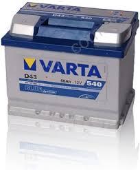 <b>VARTA BLUE Dynamic</b> 12V 560127054 (562400048), Аккумулятор ...