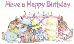 Image result for birthday bunny
