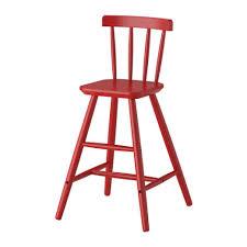 <b>Детский</b> стул, <b>ikea</b> Agam, красный (полностью новый ...