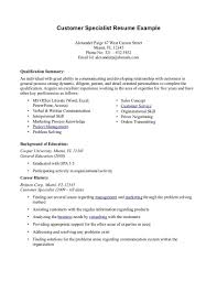 examples of resumes resume example sample retail manager sle 85 remarkable samples of resume examples resumes