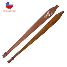 Reviews: <b>Tourbon</b>-<b>Vintage</b>-<b>Adjustable</b>-<b>Leather</b>-Rifle-Sling-Strap ...