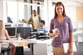 tips for job seekers n hearing she s inspired by her work environment