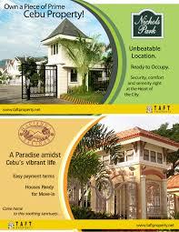 taft property venture flyer design francis velasco portfolio taft property venture flyer nichols hacienda salinas subdivision