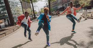 From the Lindy Hop to <b>Hip</b>-<b>Hop</b> in One Improvising Body - The New ...