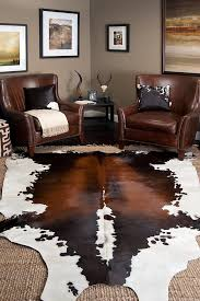 cow skin rug with jute i have this cowhide bought from ikea 240au animal hide rugs home office