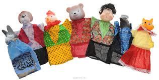 <b>Русский стиль Кукольный театр</b> Жили - были — купить в ...