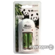 <b>Зарядное устройство Dicom Panda</b> DC207, Москва регион ...