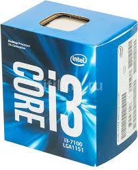 Купить <b>Процессор INTEL Core i3 7100</b> в интернет-магазине ...