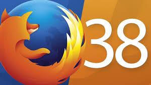 """Résultat de recherche d'images pour """"Mozilla FireFox 38"""""""
