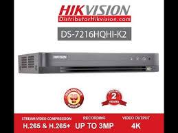 <b>Hikvision</b> DVR <b>DS</b>-<b>7216HQHI</b>-<b>K2</b> - YouTube