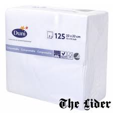 <b>Бумажные</b> красивые <b>салфетки</b> от производителя <b>DUNI</b>
