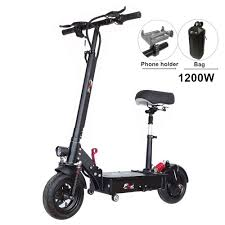 <b>FLJ SK1 1200W</b> E Scooter with 80 120kms Range New electrico E ...