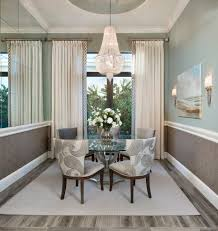 Dining Room Curtain Room Curtain Living Room Traditional With Modern Wing Chair Modern