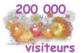 """Résultat de recherche d'images pour """"200000 visites"""""""