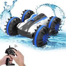 ALLCACA <b>2.4G RC Car</b> Boat Land Water <b>RC</b> Stunt <b>Car</b> Double ...