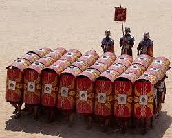 Risultati immagini per la guerra dei romani
