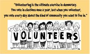 Funny Quotes About Volunteering. QuotesGram