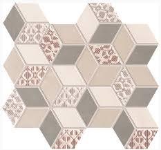 <b>Marca Corona</b> Work <b>Декор</b> Work Mix Gloss Rombi 26x28 <b>декор</b> под ...