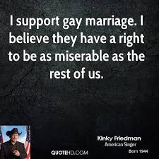 Quotes That Support Gay Marriage. QuotesGram