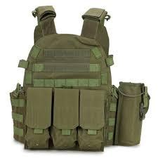Js-<b>6094</b> Modular <b>Military</b> Waistcoat <b>Tactical Vest</b> for Airsoft Outdoor ...