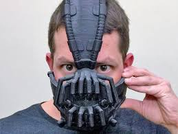 <b>Bane</b> Mask - The <b>Dark</b> Night Rises by OpenSourceClassroom ...