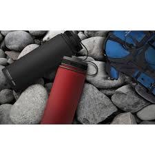 <b>Термобутылка</b> Alpine flask черная, <b>0.53 л</b> (<b>Asobu</b> TMF2 black ...