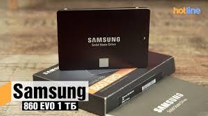 <b>Samsung</b> 860 EVO 1 ТБ — обзор <b>накопителя</b> - YouTube