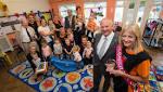 Celebration of three decades of working with children