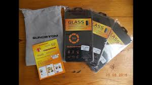 <b>Защитное стекло</b> / <b>Glass</b> Screen Protector - YouTube