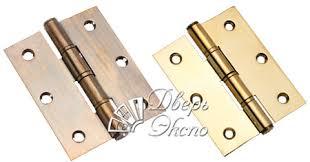 Дверные <b>петли</b> для квартиры: <b>накладные</b>, врезные или…?