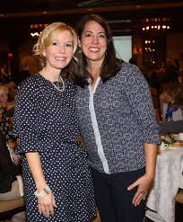 hospice supporters spend tuesday mitch albom houston chronicle whitney ogle and heather lawrie