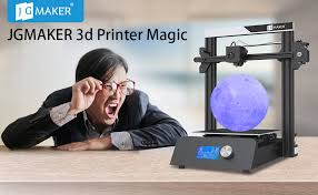 <b>JGMAKER Magic</b> Upgraded <b>3D Printer</b> DIY Kits Fast Assemble ...