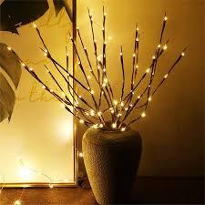 <b>Led branch lamp room</b> decoration lamp holiday lamp branch lamp ...
