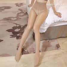 SAROOSY 2018 New <b>Sexy</b> Oil Shiny One Line Crotch <b>Stockings</b> for ...