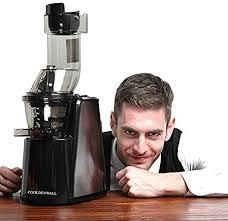 Red CGOLDENWALL Juicers <b>Large Caliber</b> Raw Juice Machine ...