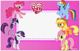 my little pony party printable invitations is it for my little pony printable invitations labels or cards