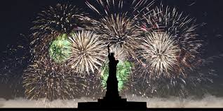 Where to watch Fourth of July fireworks in New York City - Business ...