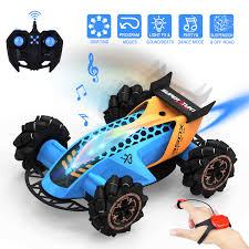 <b>Remote</b> Control Car <b>Watch Gesture Sensing</b> Car RC Stunt Car with ...
