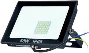 <b>Прожектор</b> светодиодный 50 Вт <b>ОНЛАЙТ OFL</b>-<b>50</b>-<b>4K</b>-<b>BL</b>-<b>IP65</b>-<b>LED</b>
