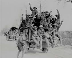in vimy s deadly shadow winnipeg press <p>canadian iers returning from vimy ridge