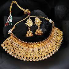 Buy Stunning Collections of <b>Choker Necklaces</b> |Sukkhi